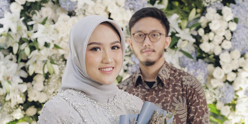 Pernikahan Annida Jihan Maulida dan Ramadhan Dwi Saputro