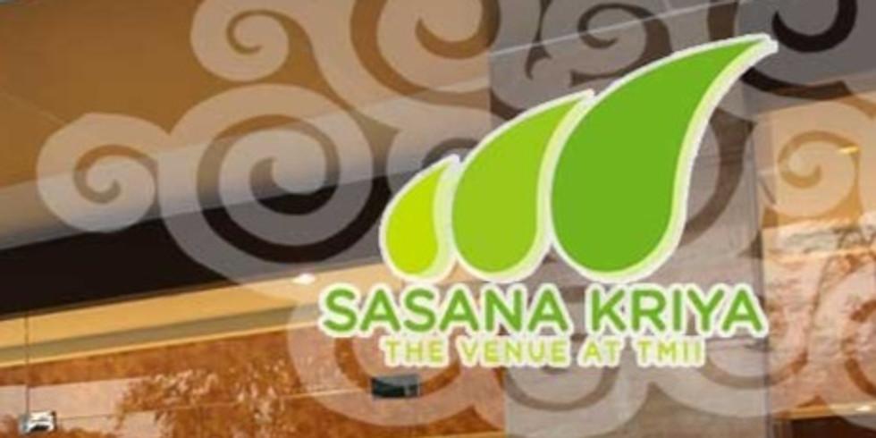 Rapat Persiapan Simulasi Pernikahan New Normal Sasana Kriya 2020
