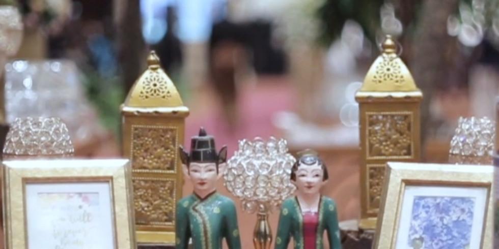 Resepsi Pernikahan Rani & Rizky