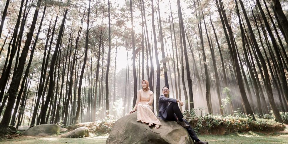 Resepsi Pernikahan dr. Libna Shabrina dan dr. Maulana Iskandardinata