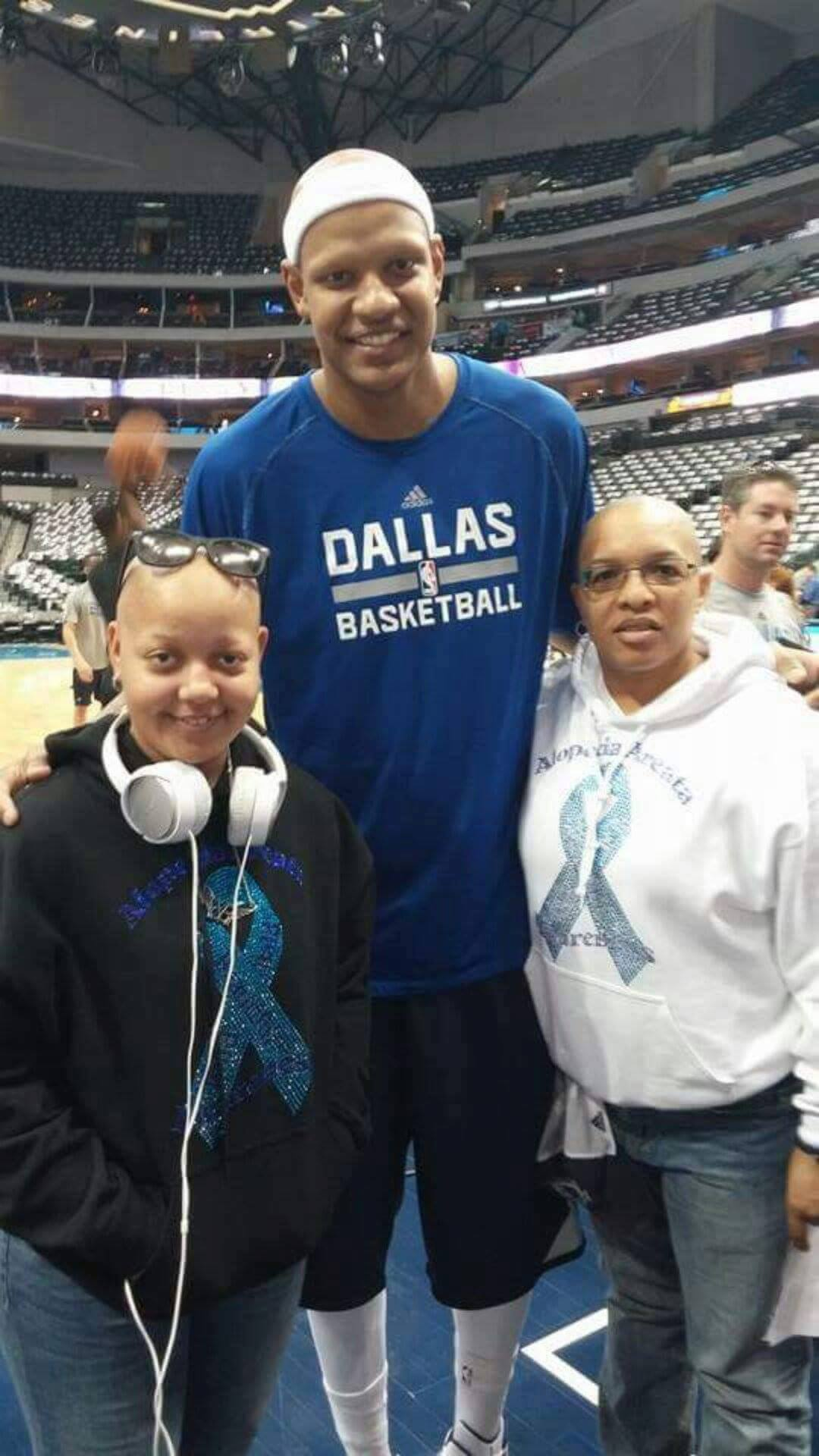 Dallas Mavericks Alopecia Night