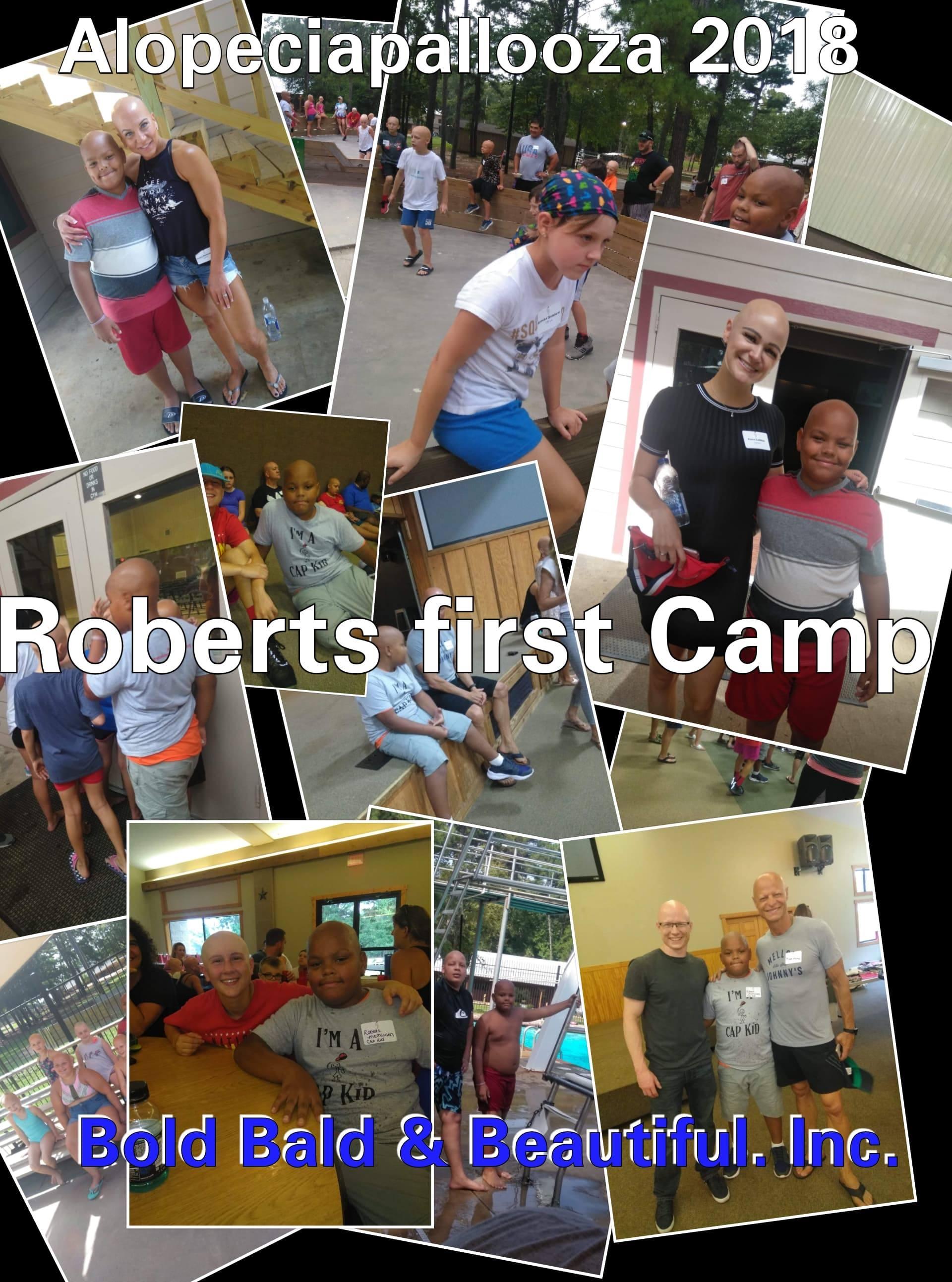 BBB Roberts First A3 Camp