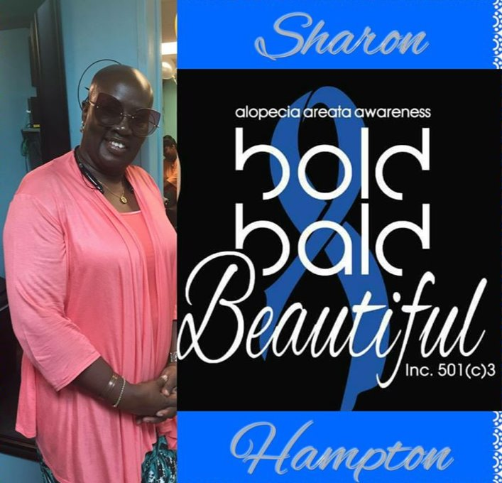 Sharon Hampton stunning career woman, mo