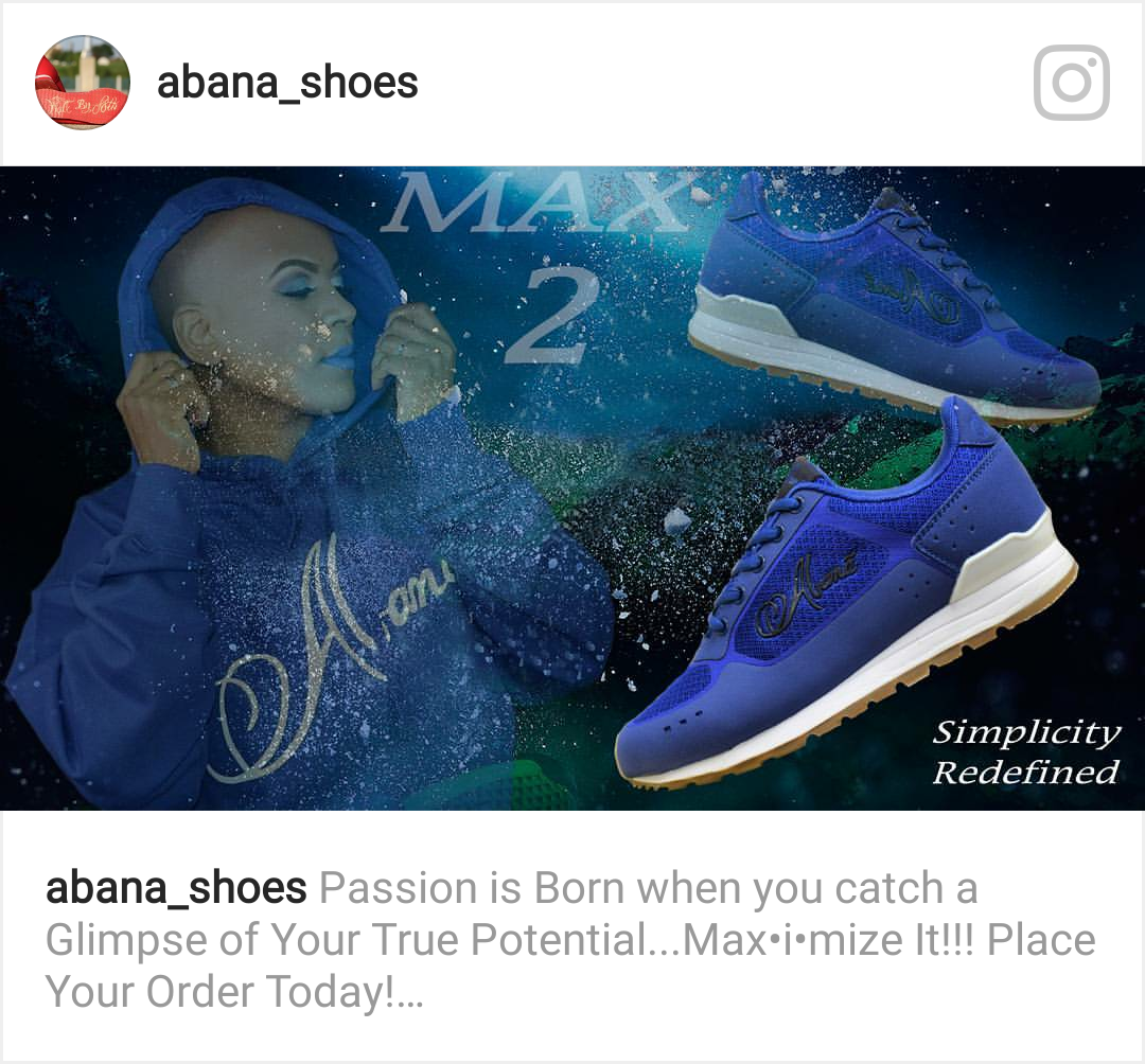Operation 52 & Abana Shoes, Sponsor