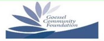Goessel Community Foundation Logo