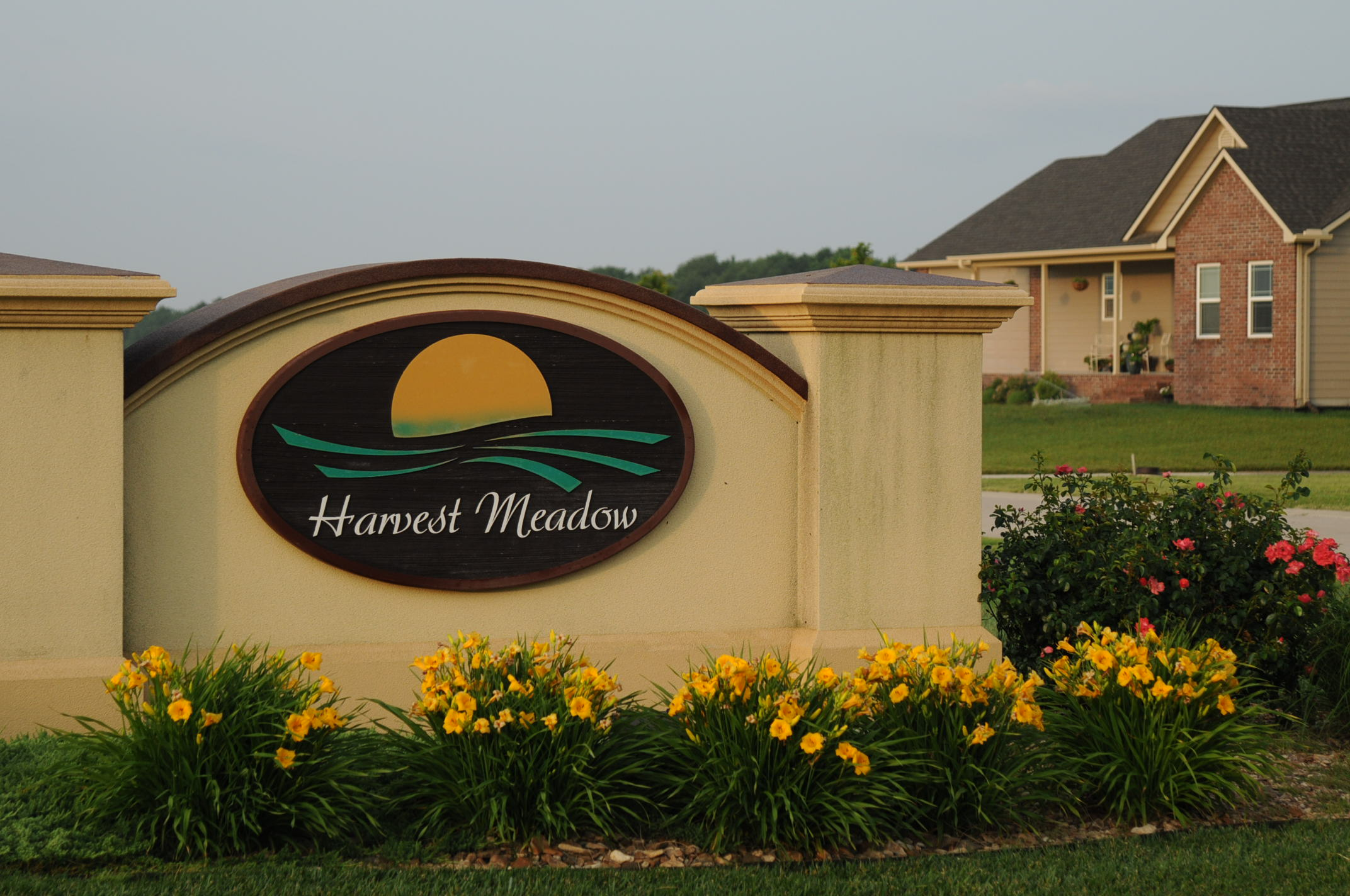 Harvest Meadows house lots