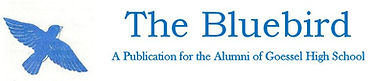 The Bluebird Newsletter of the GHS Alumni