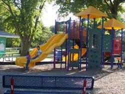 West Branch Park in Goessel, KS
