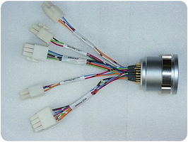 Cable assembly soldering