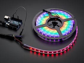 LED soldering