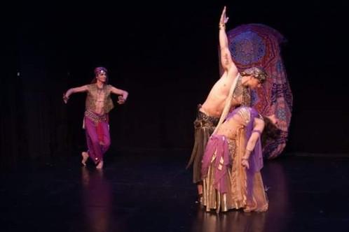 Arabian Night performance