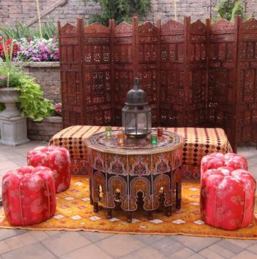 Arabian decor