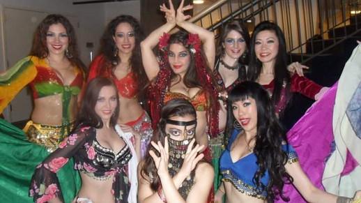 Bellydance Raks Stars troupe