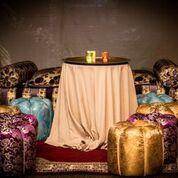 Arabian decor party