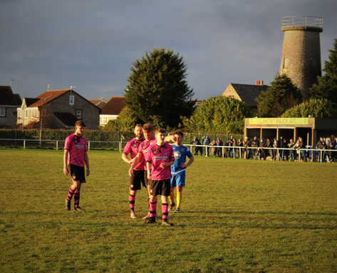 Mid year review and Llantwit Major double-header