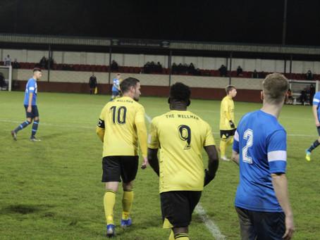 Goytre United 5-2 Taffs Well FC