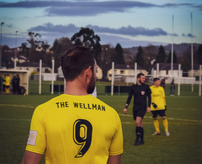 Ammanford v Taffs Well FC - 30th November 2019