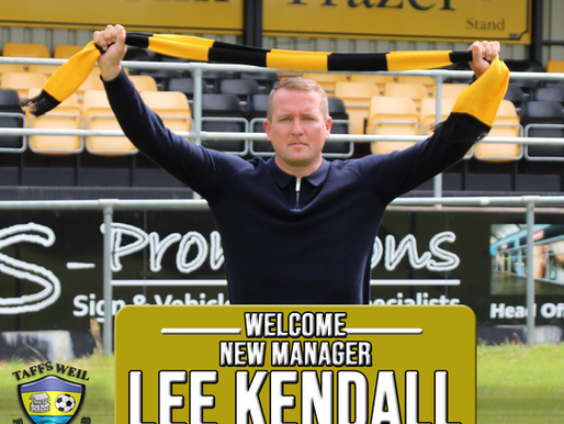 Club Statement - New Manager