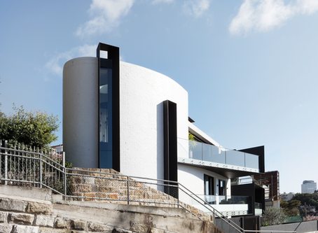 Architecture Saville Isaacs featured in Grand Designs & Home Design Magazine
