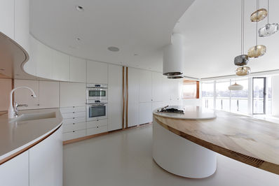 Fluid Apartment