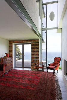 Architecture Saville Isaacs - Cliff House