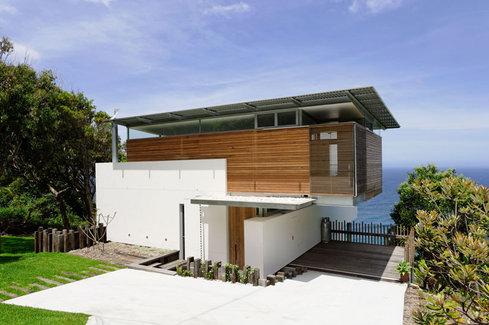 Architecture Saville Isaacs - Cliff House