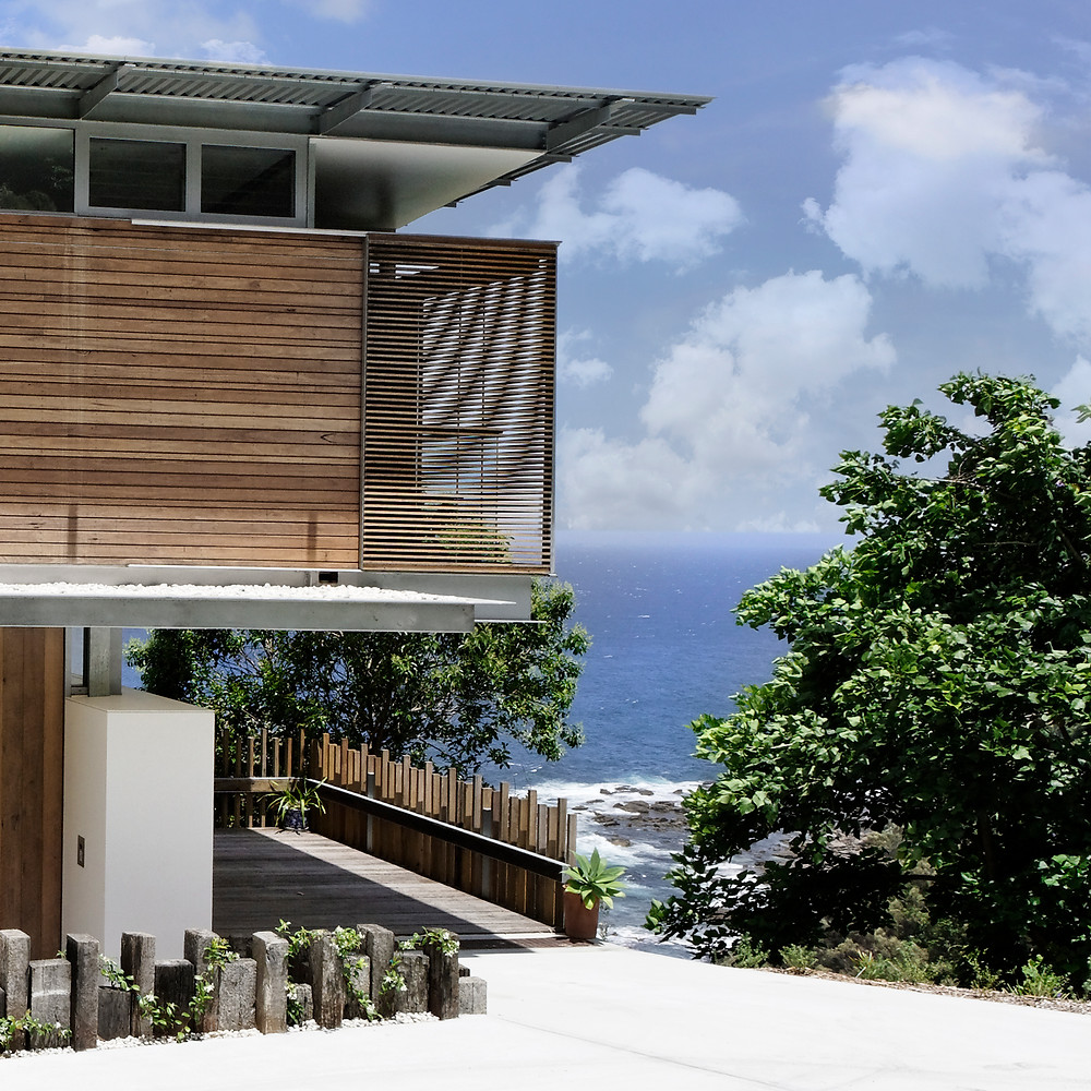 CLIFF HOUSE by Architecture Saville Isaacs