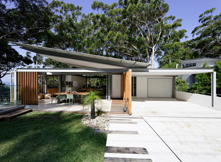 Avoca Weekender Featured on Houzz Tour: Making Family Memories at a Holiday House Getaway
