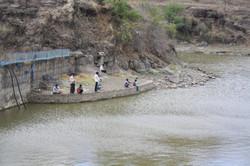 Locals fishing