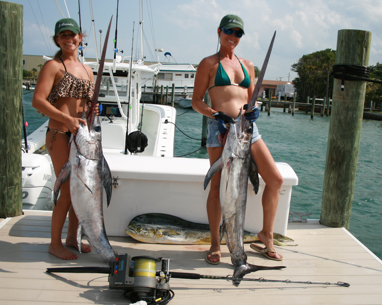 Jupiter fishing charters, El Cazador