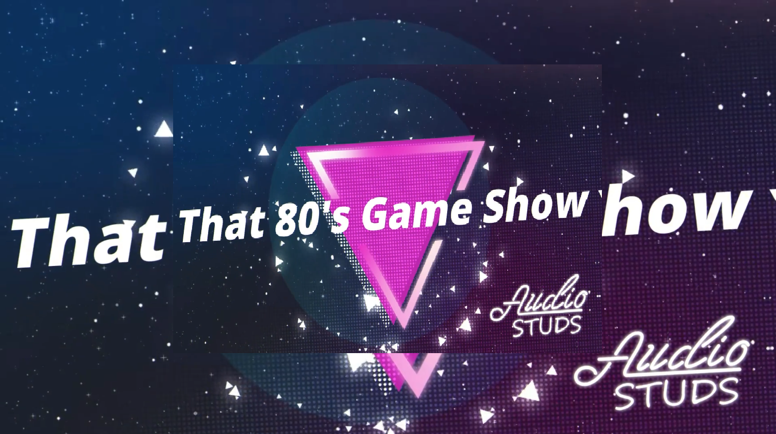 That 80's Game Show