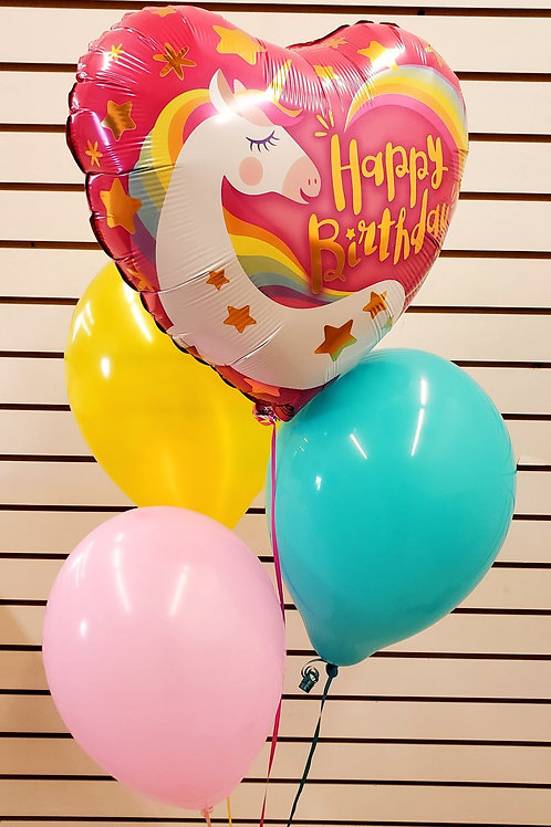 Basic Balloon Bouquet