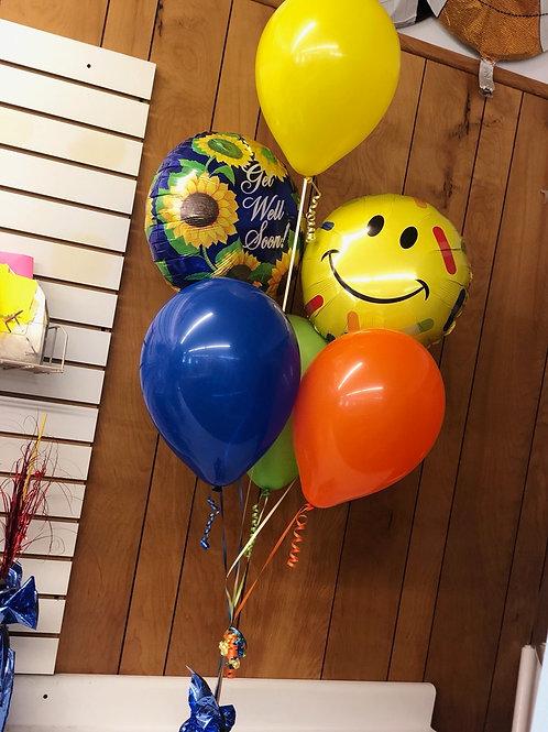 Deluxe Balloon Bouquet