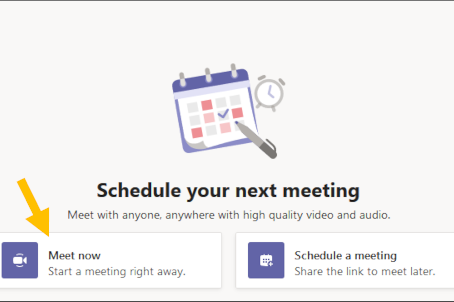 Getting started with meetings in Microsoft Teams FREE starting 2nd June 2020
