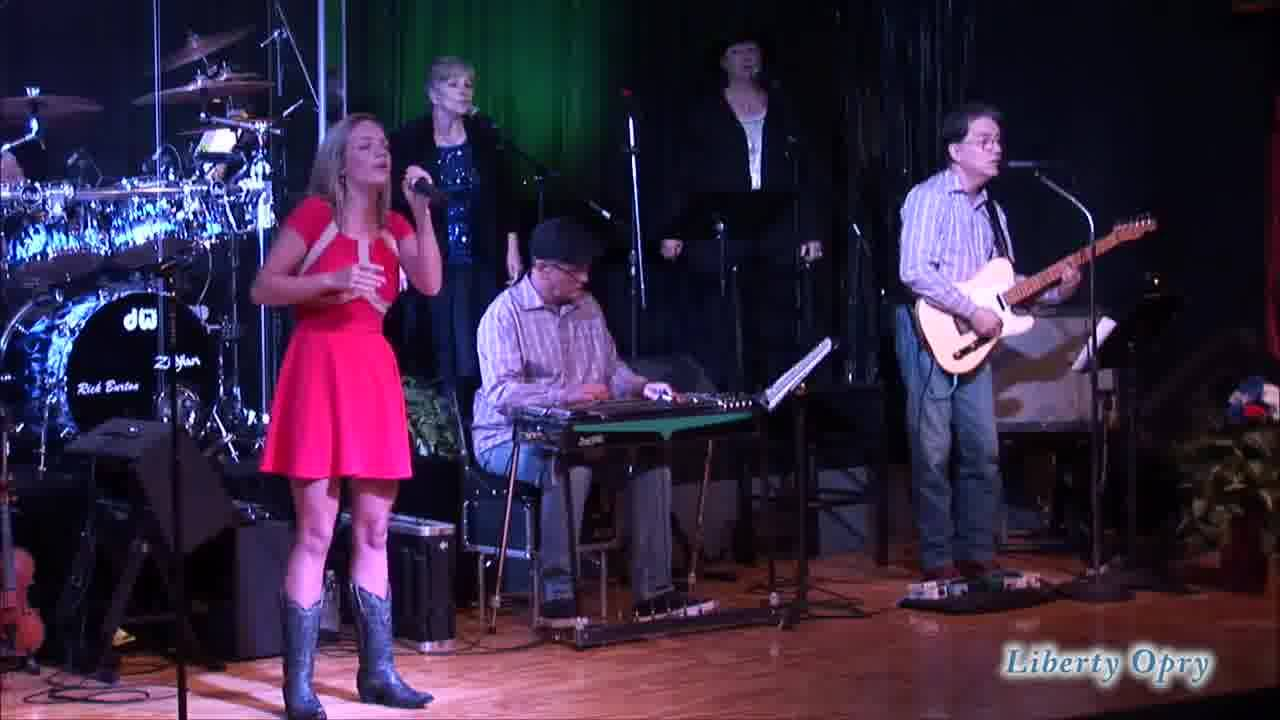 Michelle with Liberty Opry Band Sings Classic Country
