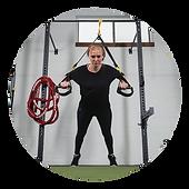 TRX workout in Oakville Ontario, Functonal training in Oakville Ontario