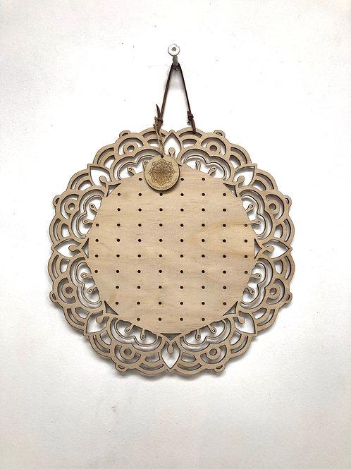 Mandala Earring Board 'DREAMER' - 30cm
