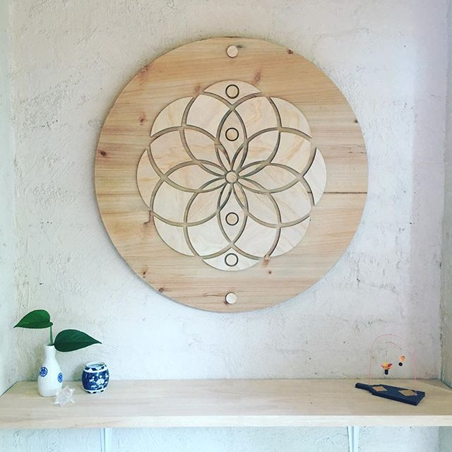 Custom Laser Cut Wall Decor