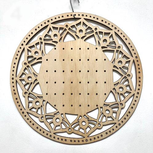 W/S - Mandala Earring Board -'SERENITY' -30cm