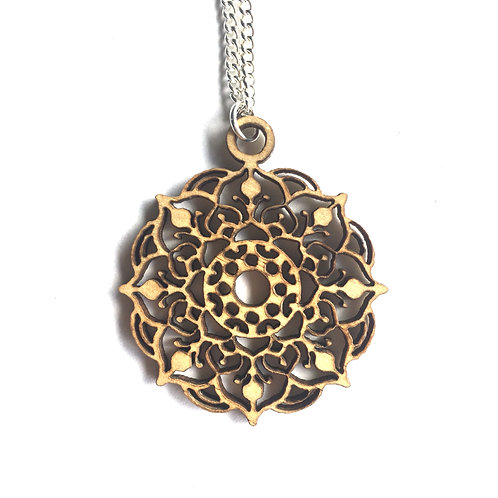 W/Sale - Mystic Mandala Necklace