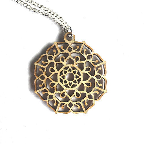 Manifest Mandala Necklace