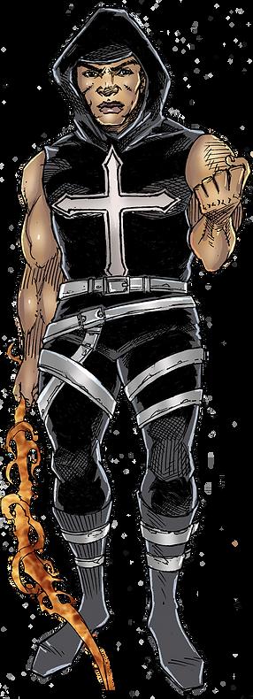 Fracture Comics-Kane Kage