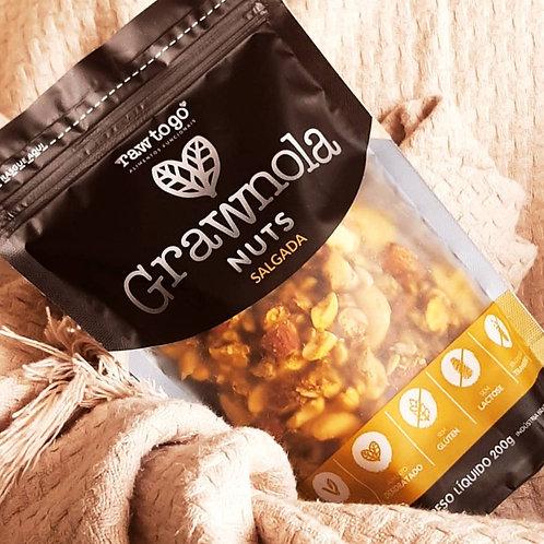Grawnola NUTS - Salgada