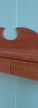Cherry Shelf of Drawers
