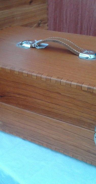 Spanish Cedar Case