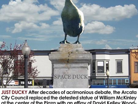 Hail to the Quack...