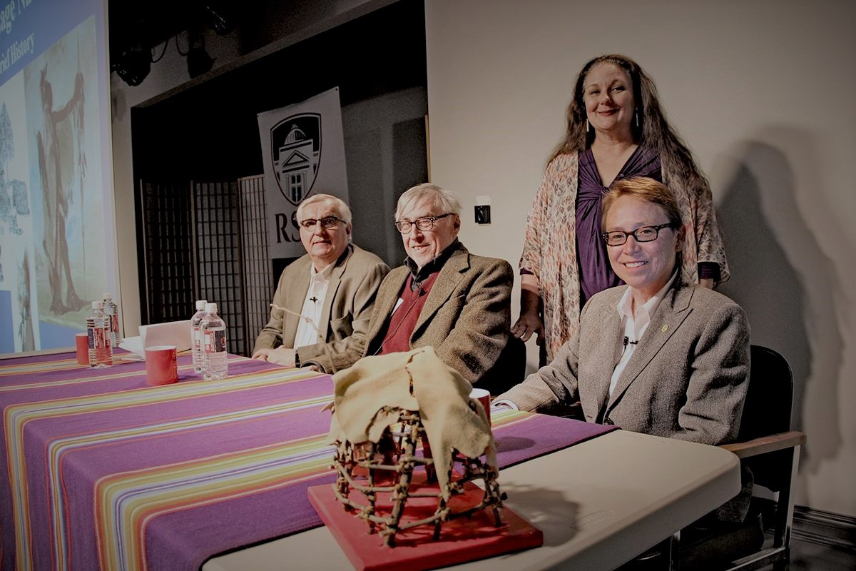 """""""Historic Osage Occupation of Present-day Claremore and Rogers County""""  Educational Panel Concept, Event Coordination, Video Produced, and Directed by Nanette Kelley: Productionutilized for RSU Native American Studies Class Curriculum including air dates on RSU Public Television, Claremore, OK including Dr. Andrea Hunter, Tribal Historic Preservation Officer, Osage Nation; Dr. Daniel Swan, Senior Curator of Ethnology, Sam Noble Museum of Natural History and professor of Anthropology University of Oklahoma, and University of Tulsa Anthropology Professor Dr. Garrick Bailey, the three foremost living Osage historians."""