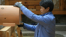 (Yonhap Interview) Master carpenter of 26 years calls for training more 'hanok' experts