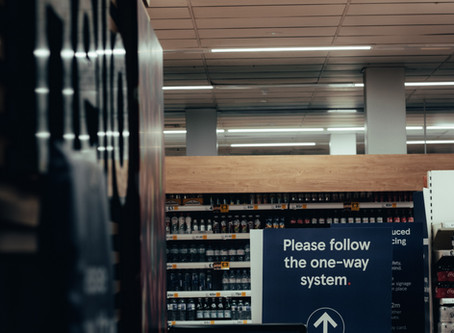 Learning from Grocers as Lockdowns Ease