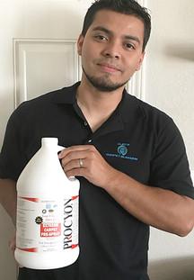 100% organic shampoo